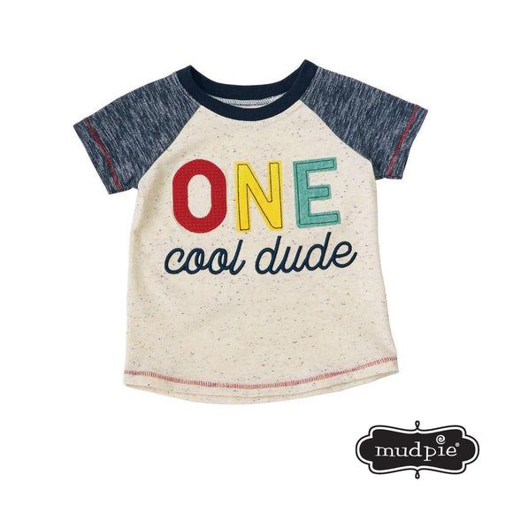 One Cool Dude Birthday T-Shirt