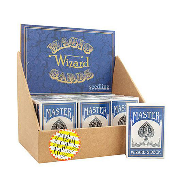 Magic Wizard Cards