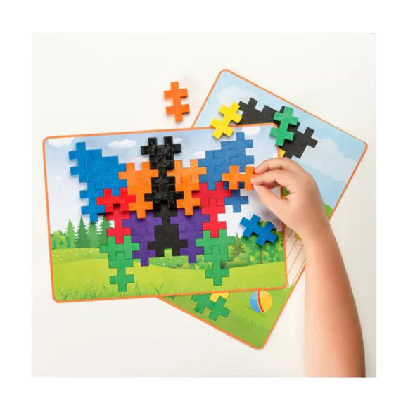 Plus Plus Picture Puzzles Sets - Basic or Pastel