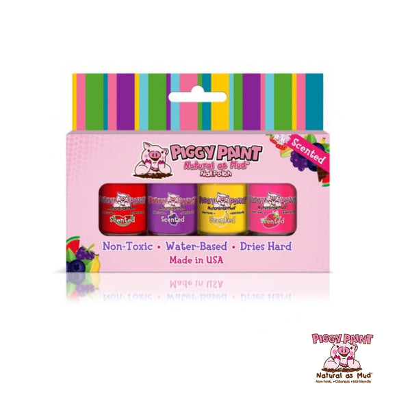 Piggy Paint Scented Polish Gift Set
