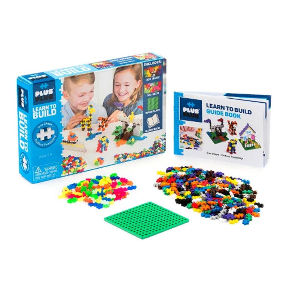 Plus Plus Basic Learn to Build Set