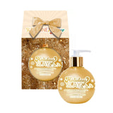 Holiday Slay Moisturizing Gold Glitter Body Gel