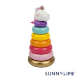Unicorn Stacking Toy