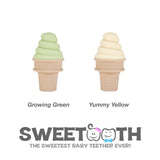 Sweet Tooth Ice Cream Teethers