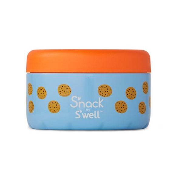 Snack by Swell 10 oz Cookie Container