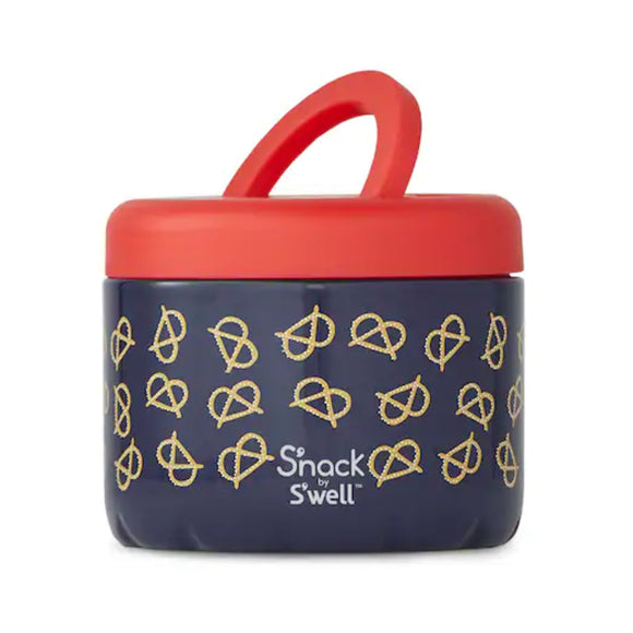 Snack by Swell 24 oz Pretzel Container