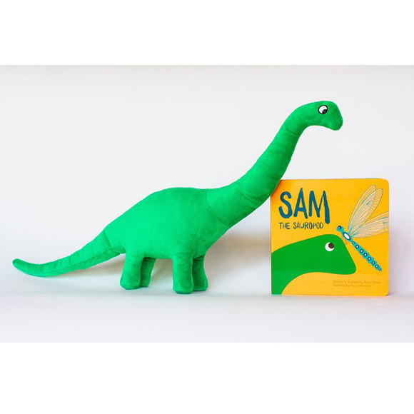 Sam the Sauropod