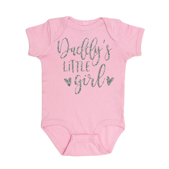 Daddy's Little Girl Onesie