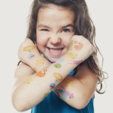 Tattley Monster Temporary Tattoo Set