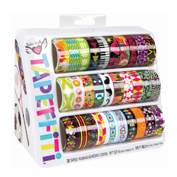 Tapeffiti Fashion Angels 30 Count