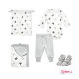 Zutano Booties & More 4 Piece Baby Gift Set