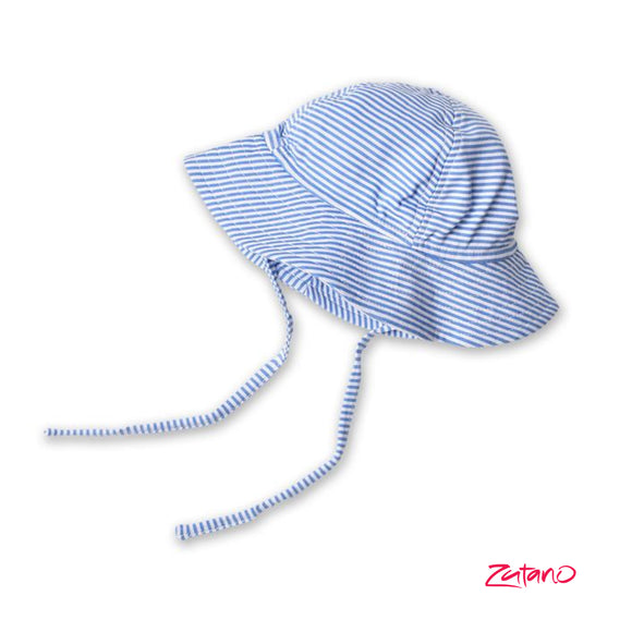 Zutano Candy Stripe Sun Hat