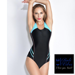 Bali Vibes High Quality Push Up Padded Sports Swimsuit
