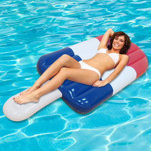 Bali Vibes 6 Style Inflatable Pool Float