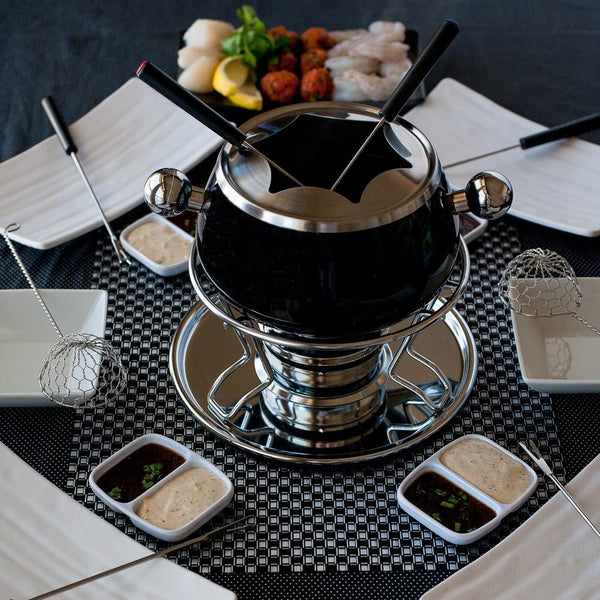 Seafood Hot Broth Fondue