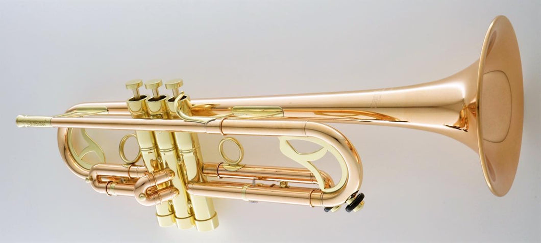 B flat Trumpet by CarolBrass CUSTOM LEGEND
