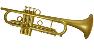 B flat Trumpet  JP by Taylor- professional quality trumpet for jazz musicians