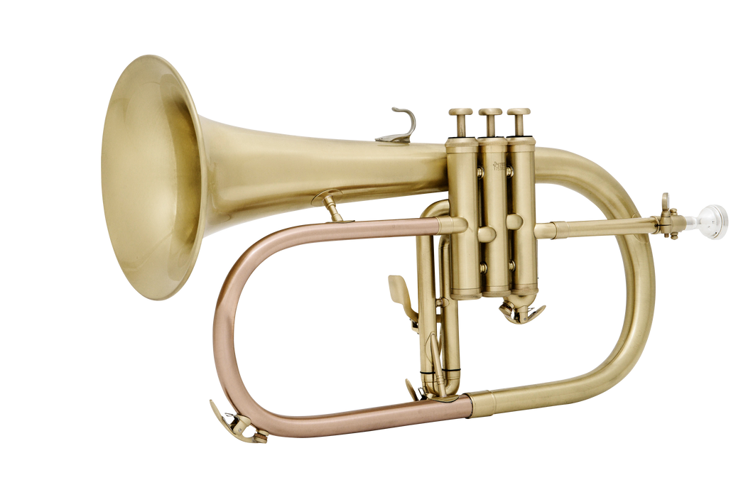 B flat Flugelhorn by Packer-Smith-Watkins