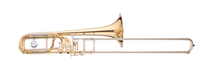Bass Trombone by Packer
