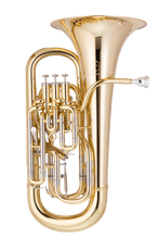 Euphonium- 3 plus 1 valves, compensating system  PROFESSIONAL LEVEL