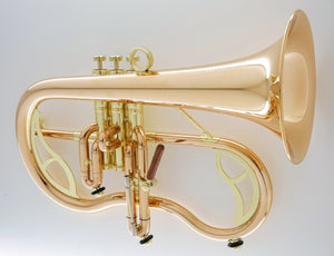B flat Flugelhorn by CarolBrass (Legendary model)....EXCEPTIONAL!