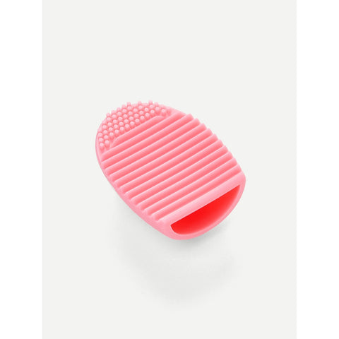 Brush Cleaning Egg | Pink