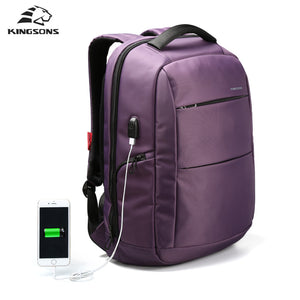 "City Elite Series | Purple | 13 - 15.6"" Laptops"