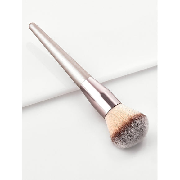 Metallic Handle | Powder Brush | Champagne