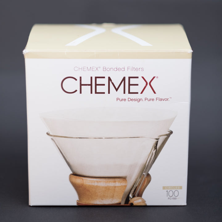 Chemex Bonded Filters, Circles — Pack of 100