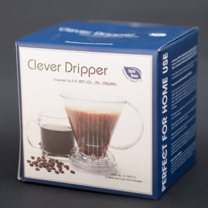 Clever Pour Over Coffee Dripper