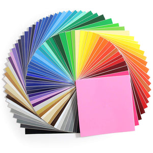 "Oracal 631 Starter package - 67 colors     12"" x 12"" sheets"
