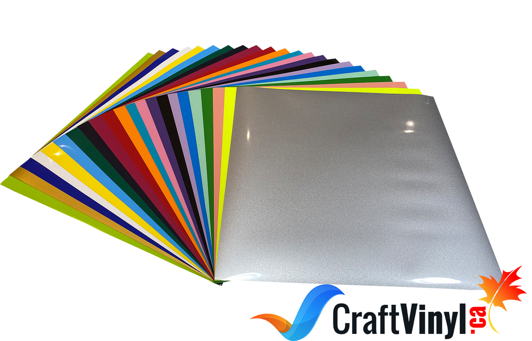 Craft HTV Package 22 Colors 12