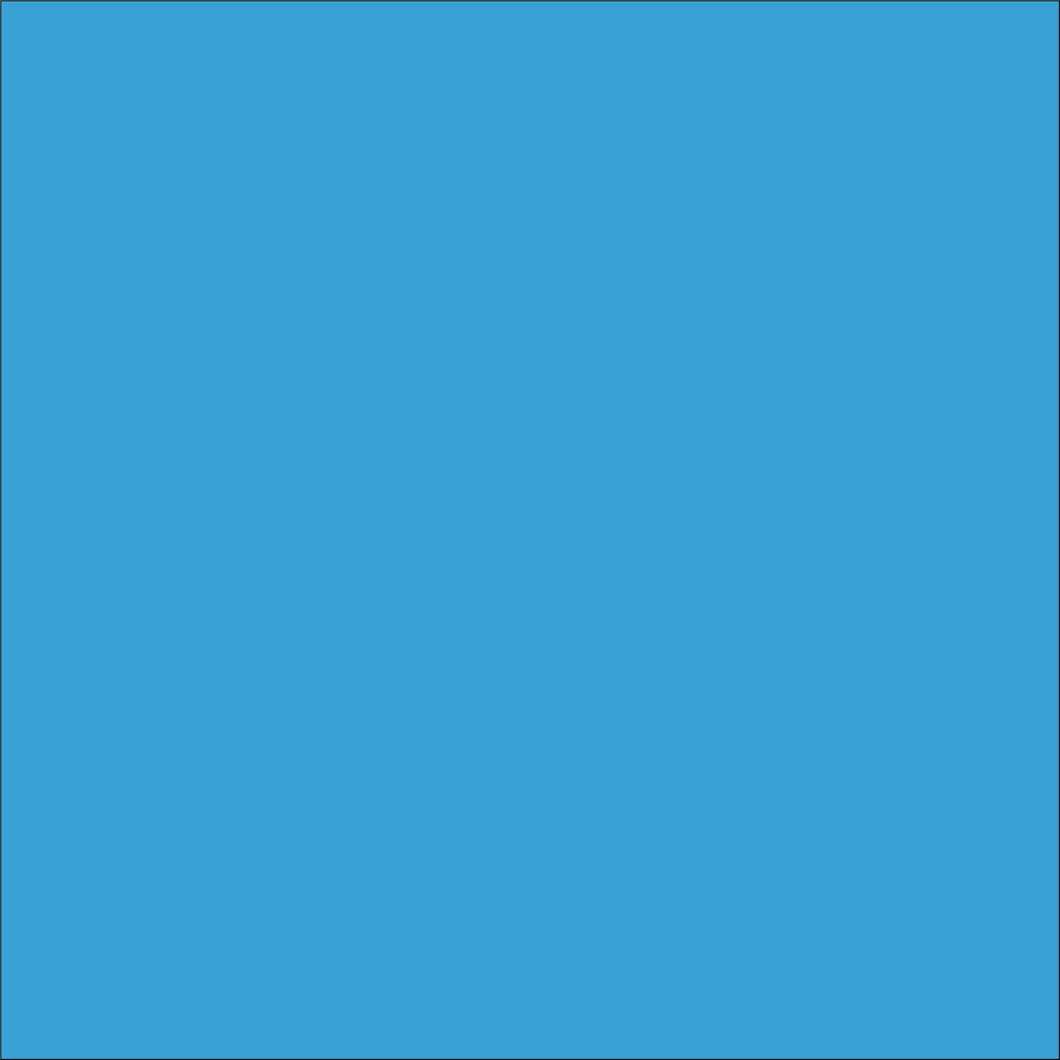 Craft Sky Blue HTV Vinyl 12