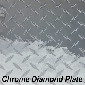 StarCraft Metal Diamond Plate Silver