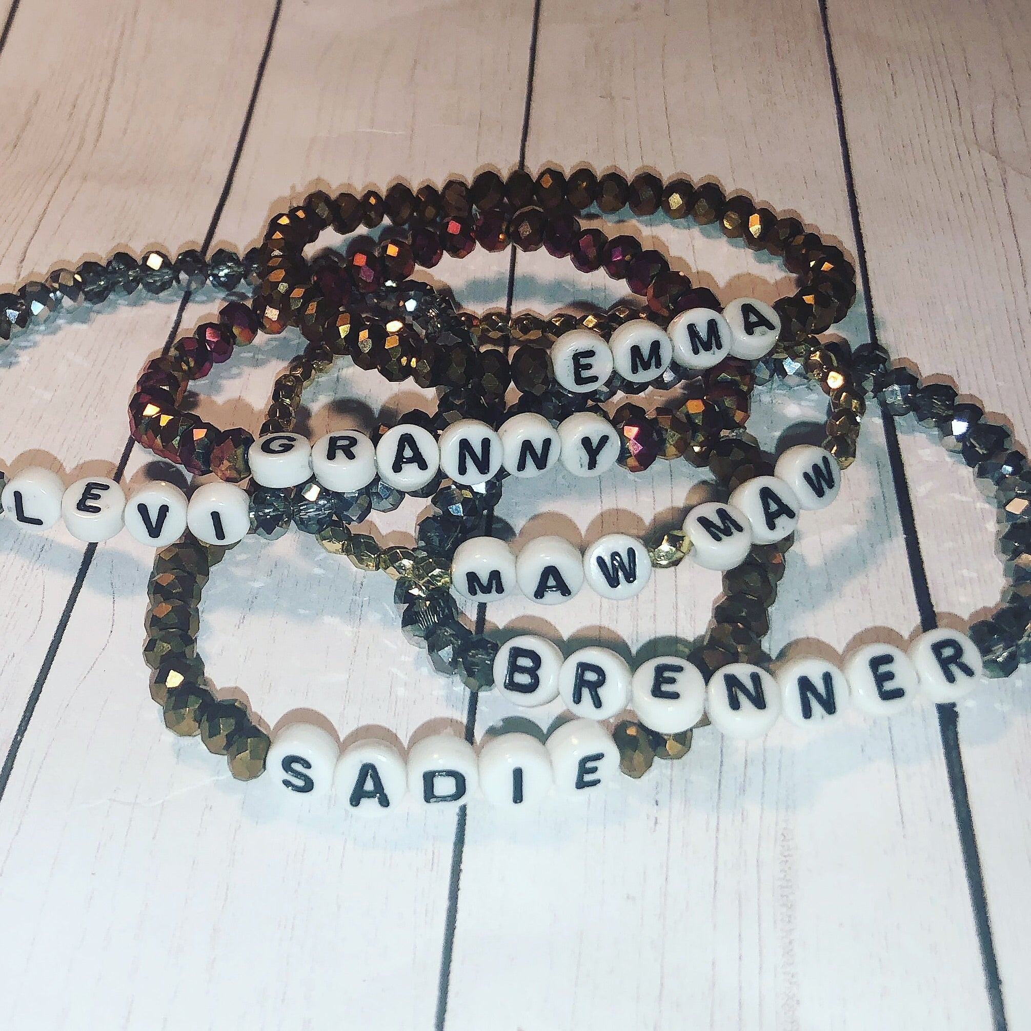 7093db0ce5307 Personalized Name Bracelet