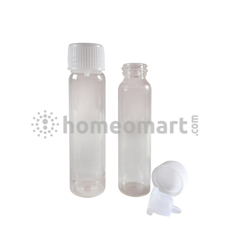 Glass Liquid Dropper Bottles with Screw Cap (Packing 144)