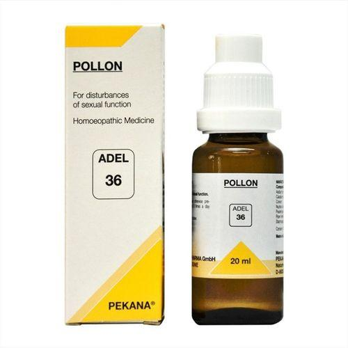 Adel 36 Pollon drops for sexual dysfunction in men and women