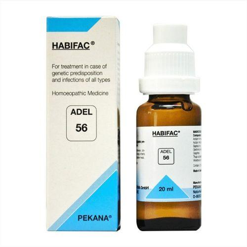 Adel 56 Habifac drops for Infection of all Types & Improve Immune System