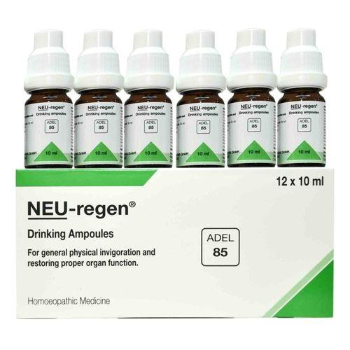 Adel 85 Neu regen (ampoule) for Chronic fatigue, Restorative Tonic