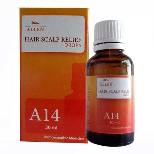 A14 Hair Scalp Relief Drops
