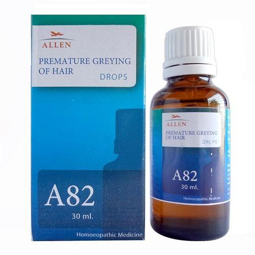 A82 - Premature Greying of Hair