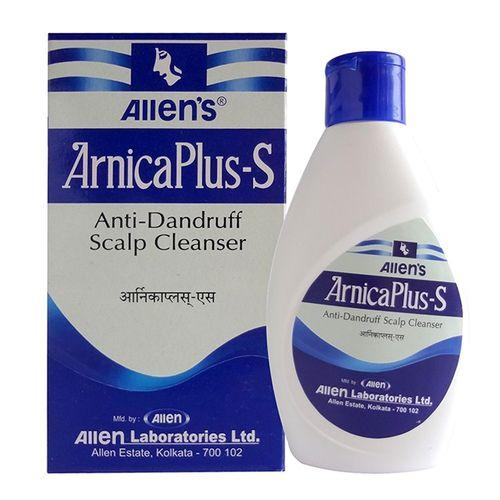 Allens Arnica Plus-S Anti Dandruff Scalp Cleanser