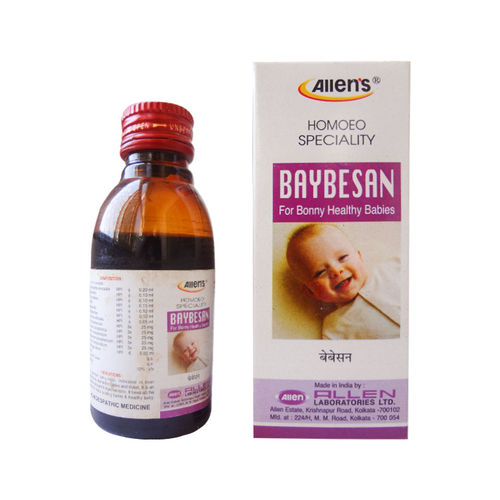 Allens Baybesan Baby Tonic