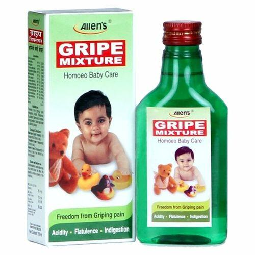 Allen Gripe Mixture Homoeo Baby Care  - Freedom from Griping Pain