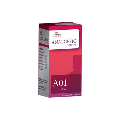 Allen A01 Analgesic Drops for Neuralgic Pains