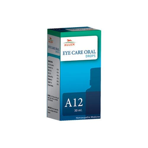 Allen A12 Eye Care (Oral  drops) drops