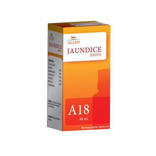 Allen A18 Homeopathy Drops for Jaundice