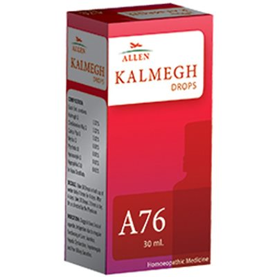 Allen A76 Homeopathic Kalmegh Drops