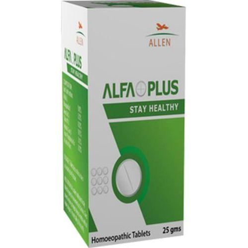 Allen Alfaplus Tablets for Overall Health
