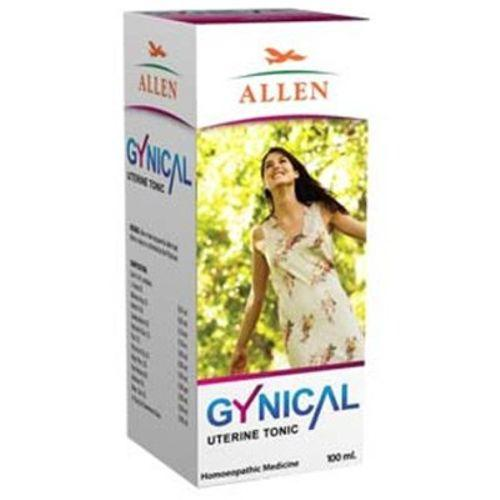 Allen Gynical Syrup for Gynaecological Problems